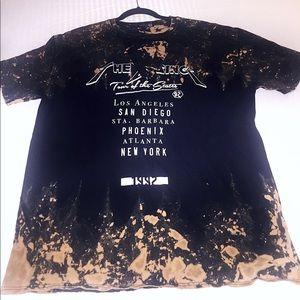 Vintage Boohoo Band Tour Shirt